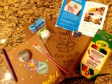 Think With Art @thinkwithart: A Monthly Subscription Box to Promote Critical Thinking Using Storytelling & Art #STEAM