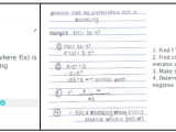 Using @Quizlet to Begin AP Calculus Prep – Review Notecards w Example Questions #edtech