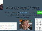 Moving Beyond Numbers & Symbols – Shifting the Math Mindset Using @Flipgrid & #VisualMath @LetsVedChat#Vedchat