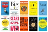 Notes from Some Summer Reading 2018 f/ @shawnachor @gretchenrubin @micheleborba @IAmMarkManson @askpang @DanielCoyle @DanielPink @simonsinek