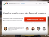 An Overview of Boomerang for Gmail to Optimize Your Workflow & Keep a Clutter-Free Inbox #InboxZero