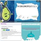 #OneWord2019 Sample Activities for Your Classroom – Options for Using @PearDeck, @Flipgrid, and @Buncee #edtech