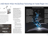 #TechWithHeart Feature: When We Embrace Technology to Create Deeper Connection | @BullisSchool Magazine