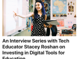 .@Wacom Interview Series: Investing in Digital Tools for Education #edtech @PearDeck