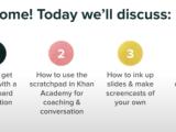 Webinar: 3 Ways a Tablet Can Energize Your Digital Teaching! @khanacademy @wacom@TeachWithKhan