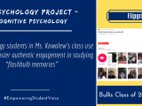 "AP Psychology students @BullisSchool use @Flipgrid to foster authentic engagement in studying ""flashbulb memories"""