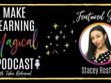 Make Learning Magical Podcast with @tishrich #MLmagical x#TechWithHeart