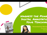 Harness the Power of Digital Annotation in Your Teaching w/ @Wacom & Kami @usekamiapp#edtech
